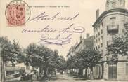 """42 Loire .CPA  FRANCE 42  """"St  Chamond, Avenue de la gare"""""""