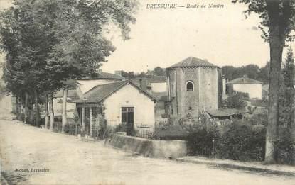 """.CPA  FRANCE 79 """" Bressuire, Route de Nantes"""""""