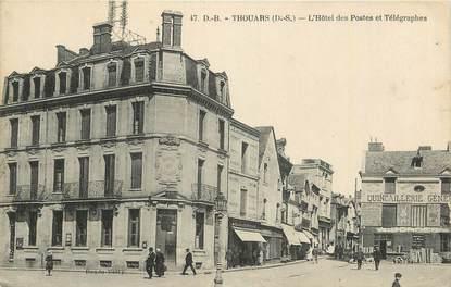 """.CPA  FRANCE 79  """"  Thouars, Hôtel des Potes et Télégraphes"""""""