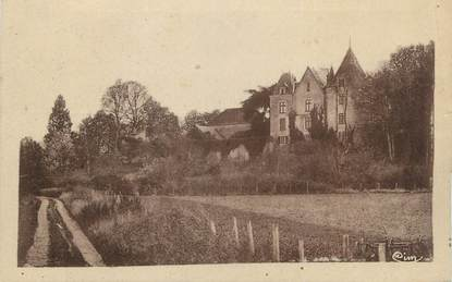 ". CPA FRANCE 41 ""Ternay, Château de Bois Frêlon"""
