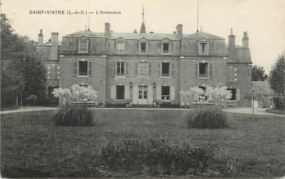 ". CPA FRANCE 41 ""St Viatre, L'arsendrie"""