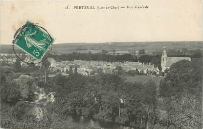 """. CPA  FRANCE 41 """"Fréteval, Vue générale"""""""