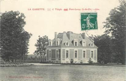 """. CPA  FRANCE 41 """"La Garette"""""""