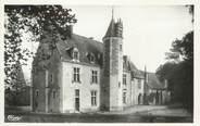 """41 Loir Et Cher . CPSM  FRANCE 41 """" Couture, Manoir du château de la Poissonnière"""""""