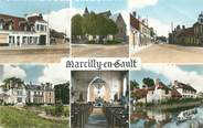 "41 Loir Et Cher . CPSM  FRANCE 41 "" Marcilly en Gault, Vues"""