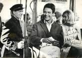 """Theme PHOTO ORIGINALE / THEME CINEMA """"Film La Main Chaude, 1959, Macha Méril et Jacques Chanier"""""""