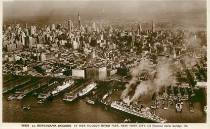 "CPA USA ""Manhattan, New York, Hudson river"""