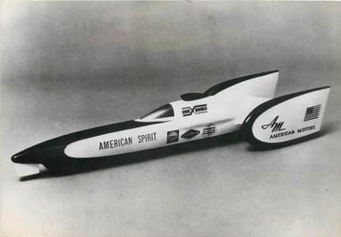 """PHOTO ORIGINALE /  THEME """"maquette du monomoteur baptisé American spirit"""""""