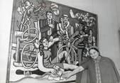 "Theme PHOTO ORIGINALE /  THEME ART ""Exposition Fernand Léger, 1971"""