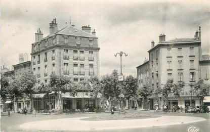 """.CPSM  FRANCE 12 """"Millau, Place du Mandaroux"""""""
