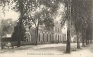 """12 Aveyron . CPA FRANCE 12 """"Villefranche de Rouergue, La gare"""""""