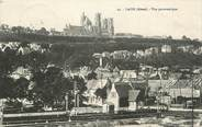 "02 Aisne . CPA FRANCE 02 ""Laon, Vue panoramique"""