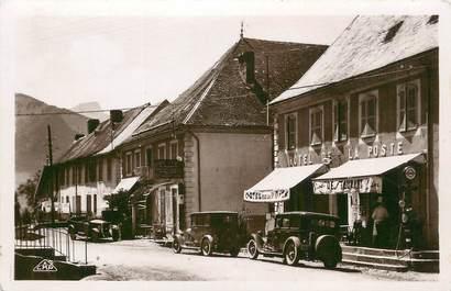 ". CPSM  FRANCE 38 "" Corps, Rue principale vers La Mure"""