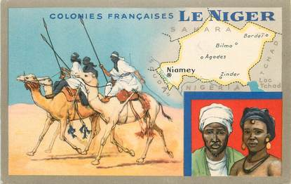CPA NIGER / Colonies françaises