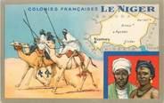 Afrique CPA NIGER / Colonies françaises