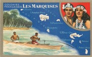 France CPA TAHITI et Mooréa / Colonies françaises