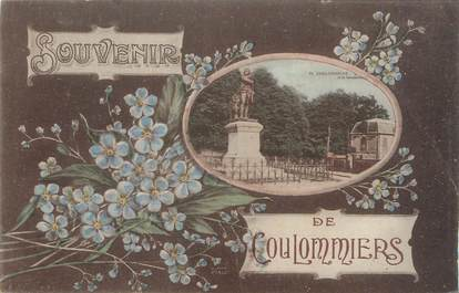 """. CPA FRANCE  77 """" Coulommiers """""""