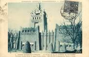 """Theme CPA  CARTE MAXIMUM / Exposition coloniale internationale, le palais vu de la terrasse, Afrique occidentale"""""""