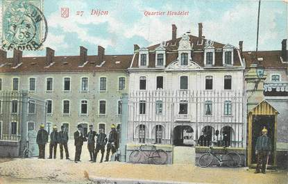 ".CPA  FRANCE 21 ""Dijon, Quartier Heudelet"""