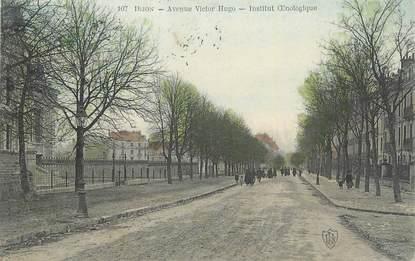 ".CPA  FRANCE 21 ""Dijon, Avenue Victor Hugo, Institut Oenologique"""