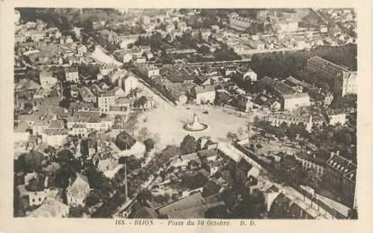 ".CPA  FRANCE 21 ""Dijon, Place du 30 octobre """
