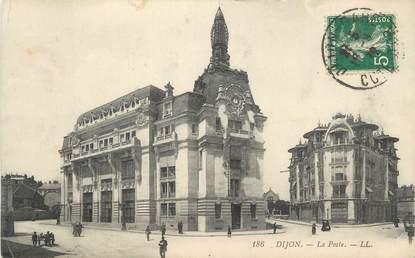 """.CPA  FRANCE 21 """"Dijon, La poste"""""""