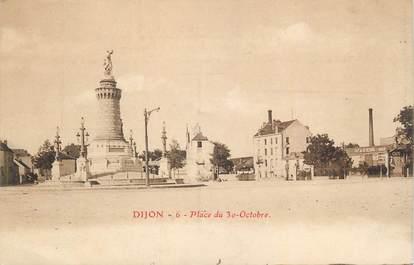 ".CPA  FRANCE 21 ""Dijon,  Place du 30 octobre"""