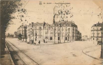 ".CPA  FRANCE 21 ""  Dijon, Place Auguste Dubois"""