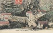 """26 DrÔme . CPA  FRANCE  26 """"Nyons, Le pont romain et la route de Mirabel"""""""