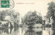 """45 Loiret . CPA  FRANCE  45 """"  Montargis,  Vue sur le canal"""""""