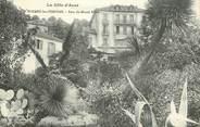 """83 Var CPA FRANCE 83 """"Bormes les Mimosas, Parc du Grand Hotel"""""""
