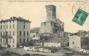 """06 Alpe Maritime .CPA  FRANCE 06 """"La Turbie,  La tour d'Auguste,  état actuel après les fouilles"""""""