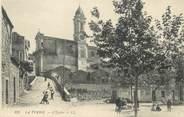 "06 Alpe Maritime .CPA  FRANCE 06 ""La Turbie, L'église"""