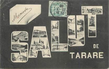 ".CPA   FRANCE 69 "" Tarare, Salut de Tarare"""