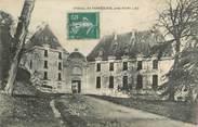 """15 Cantal . CPA FRANCE 15 """"Près d'Aurillac, Château de Fabrègues"""""""