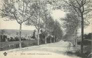 """15 Cantal . CPA FRANCE 15 """"Aurillac, Promenade du Barra"""""""
