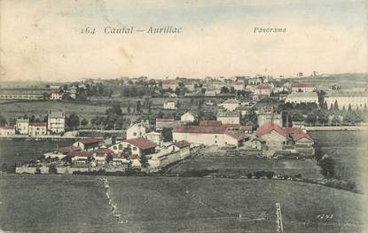 """. CPA FRANCE 15 """"Aurillac, Panorama"""""""