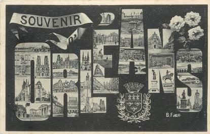 """. CPA FRANCE 45 """"Orléans, Souvenir d'Orléans"""""""