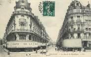 """45 Loiret . CPA FRANCE 45 """"Orléans, Rue de la République"""""""