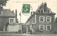 """45 Loiret . CPA FRANCE 45 """"Orléans, La Caserne Jeanne d'Arc"""""""