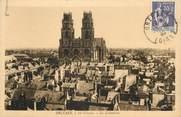 """45 Loiret . CPA FRANCE 45 """"Orléans, La cathédrale"""""""