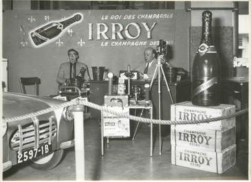 "PHOTO ORIGINALE /  THEME ""Le Champagne IRROY"""