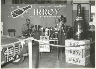 """PHOTO ORIGINALE /  THEME """"Le Champagne IRROY"""""""