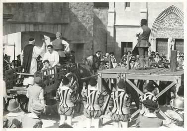 "PHOTO ORIGINALE /  THEME CINEMA ""La Reine Margot, 1954"""