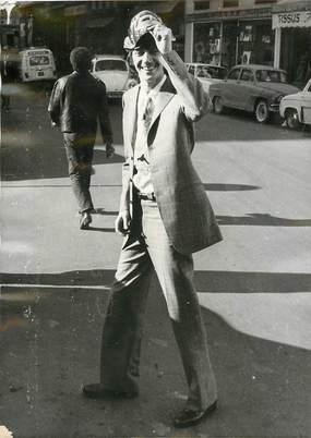 """PHOTO ORIGINALE / THEME """"le chanteur Antoine, 1969"""""""