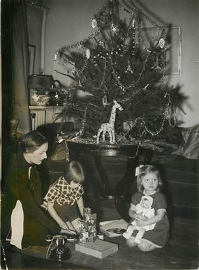 "PHOTO ORIGINALE / THEME ""1938, Noël"""
