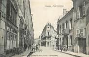 """81 Tarn CPA FRANCE 81 """"Castres, Rue Gambetta""""."""
