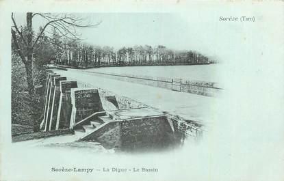 "CPA FRANCE 81 ""Sorèze Lampy, Le bassin ""."