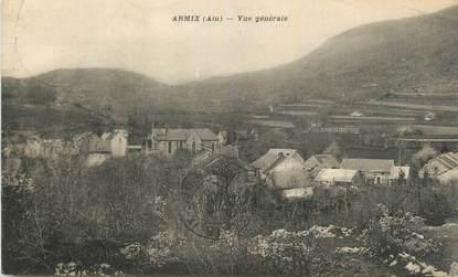 """CPA FRANCE 01 """"Armix, Vue générale""""."""