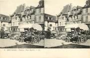 "56 Morbihan CPA FRANCE 56 ""Pontivy, Place Egalité"""